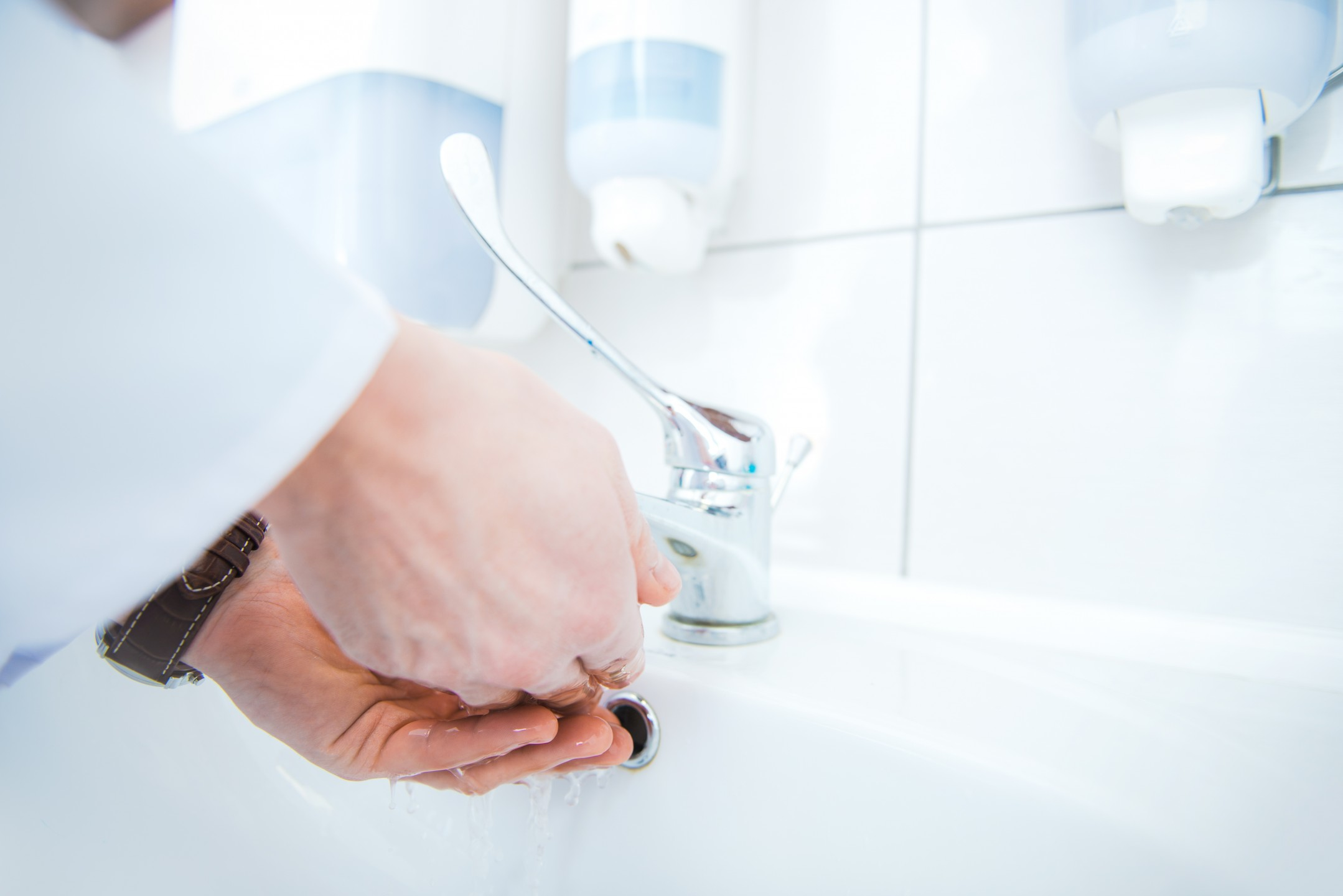 infection prevention cleaning PRUKJA